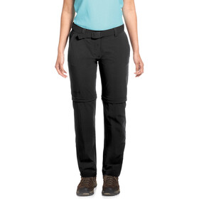 Maier Sports Nata 2 Pantaloni con zip Donna, black